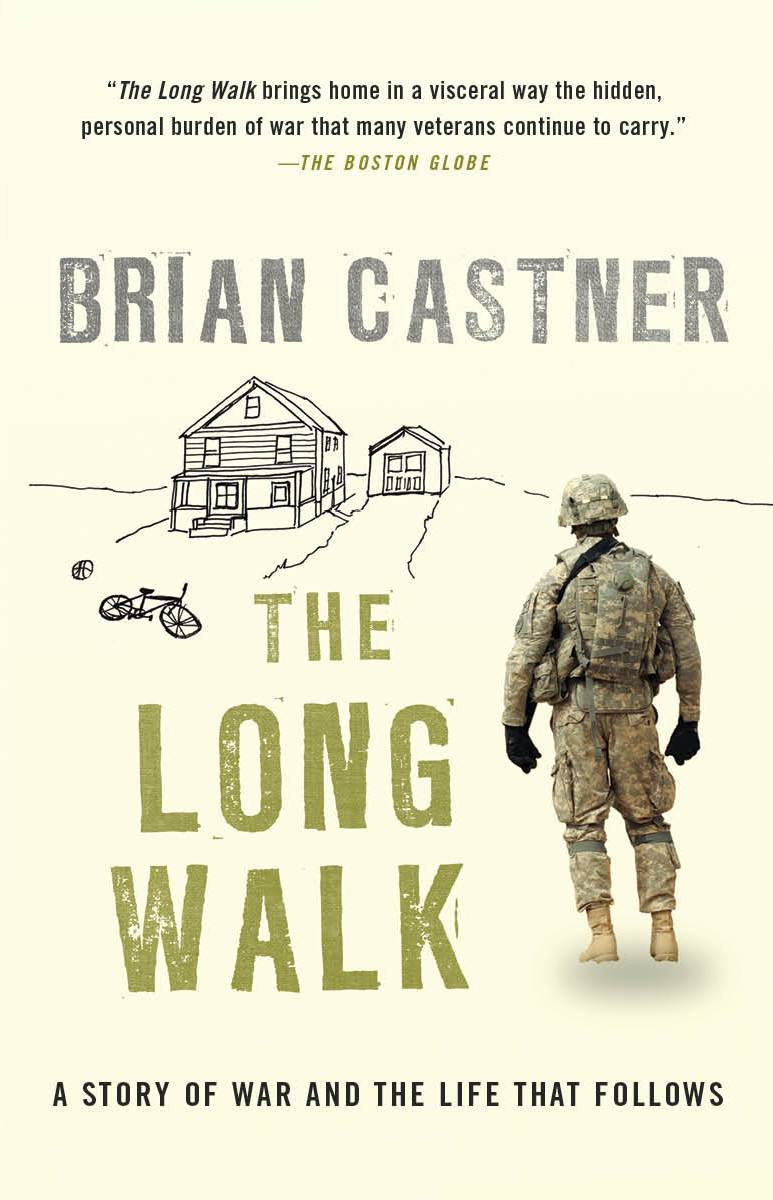 the long walk brian castner